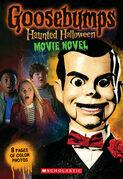 Haunted Halloween: Movie Novel E-Book (Goosebumps the Movie 2)