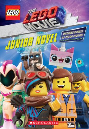 Junior Novel (The LEGO Movie 2)