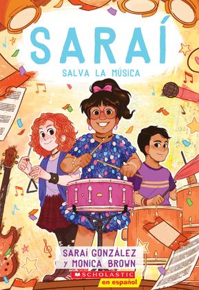 Saraí salva la música (Sarai Saves the Music)