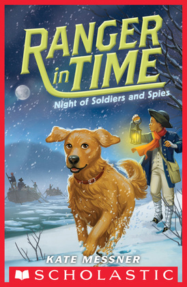 Night of Soldiers and Spies (Ranger in Time #10)
