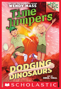 Dodging Dinosaurs: A Branches Book (Time Jumpers #4)