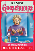 My Hairiest Adventure (Goosebumps #26)