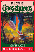 Monster Blood III (Goosebumps #29)