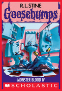 Monster Blood IV (Goosebumps #62)