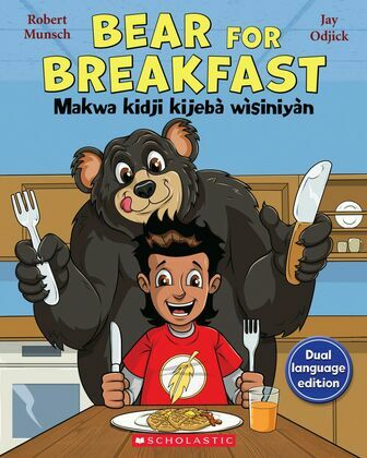 Bear for Breakfast / Makwa kidji kijebà wìsiniyàn