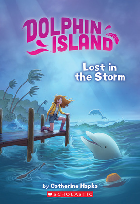 Lost in the Storm (Dolphin Island #2)