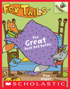 The Great Bunk Bed Battle: An Acorn Book (Fox Tails #1)