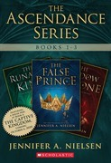 The Ascendance Series Books 1-3