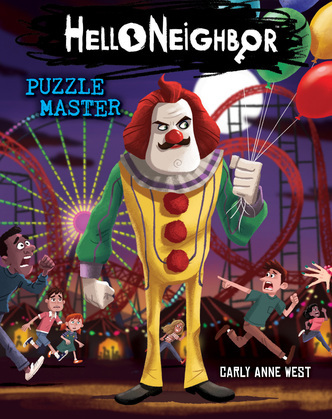 Puzzle Master (Hello Neighbor)
