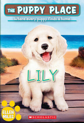 Lily (The Puppy Place #61)