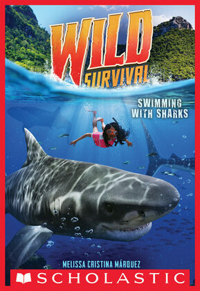 Swimming With Sharks (Wild Survival #2)