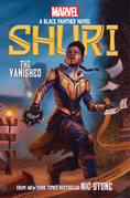 The Vanished (Shuri: A Black Panther Novel #2)
