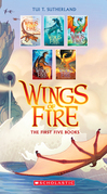 The First Five Books (Wings of Fire)