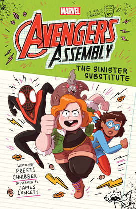 The Sinister Substitute (Marvel Avengers Assembly Book 2)