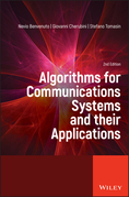 Algorithms for Communications Systems and their Applications