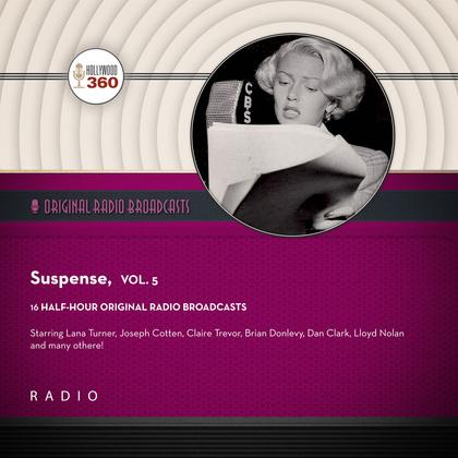 Suspense, Vol. 5