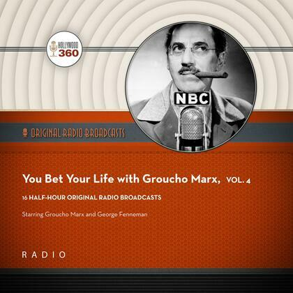 You Bet Your Life with Groucho Marx, Vol. 4