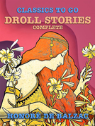 Droll Stories - Complete
