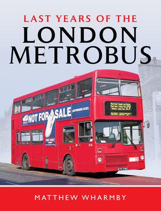 Last Years of the London Metrobus