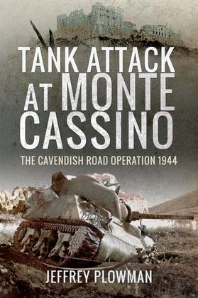 Tank Attack at Monte Cassino