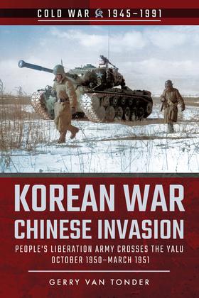 Korean War—Chinese Invasion