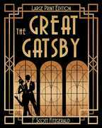 The Great Gatsby (LARGE PRINT)