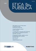 Etica Pubblica 2/2020 - Studi su legalità e partecipazione