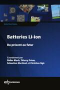 Batteries Li-ion