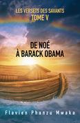 De Noé à Barack Obama