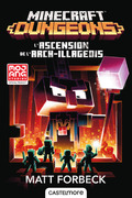 Minecraft Dungeons - L'Ascension de l'Arch-illageois