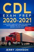 CDL Exam Prep 2020-2021