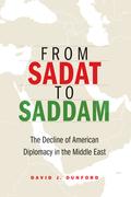 From Sadat to Saddam