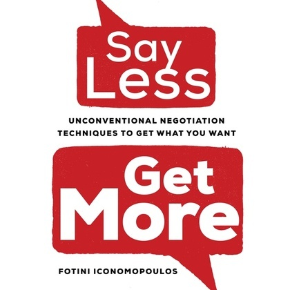 Say Less, Get More
