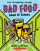 """Game of Scones: From """"The Doodle Boy"""" Joe Whale (Bad Food #1)"""