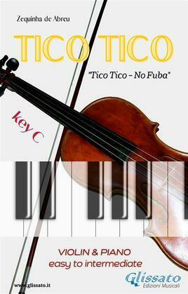 Tico Tico - Violin and Piano