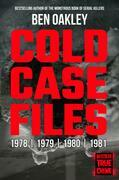 Cold Case Files 1978, 1979, 1980, 1981