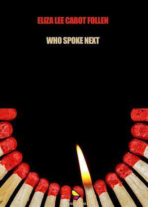 Who spoke next