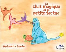 Le chat magique et la petite tortue