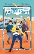 Kidnap on the California Comet: Adventures on Trains #2
