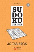 Sudoku del mes 4 - 40 tableros