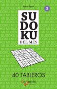 Sudoku del mes 3 - 40 tableros