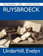 Ruysbroeck - The Original Classic Edition