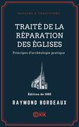 Traité de la réparation des églises