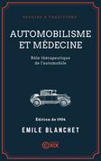Automobilisme et Médecine