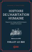 Histoire de l'habitation humaine