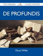 De Profundis - The Original Classic Edition