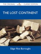 The Lost Continent - The Original Classic Edition