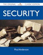 Security - The Original Classic Edition