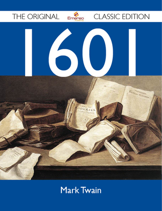 1601 - The Original Classic Edition