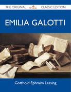 Emilia Galotti - The Original Classic Edition